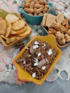 Gud Chawal (Jaggery rice)