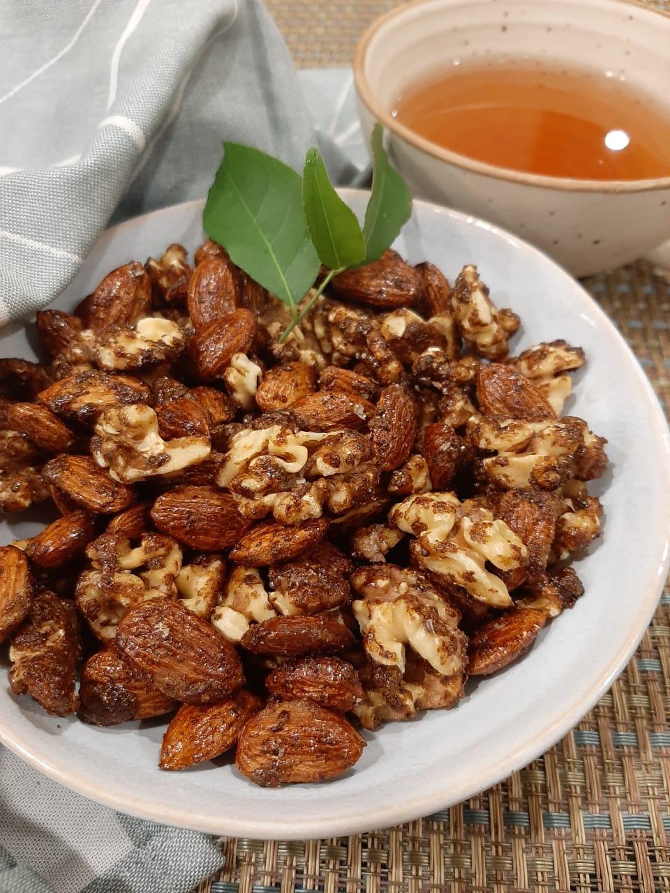 Sweet n Salty Nuts